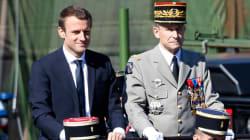 Le chef d'état-major des armées françaises claque la