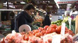 Le marché Jean-Talon luttera contre le gaspillage