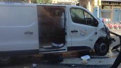 Furgone contro la folla sulla Rambla: attacco terroristico a