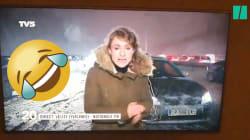 Neige à Paris : le JT de France 2 a fait hurler de rire ces