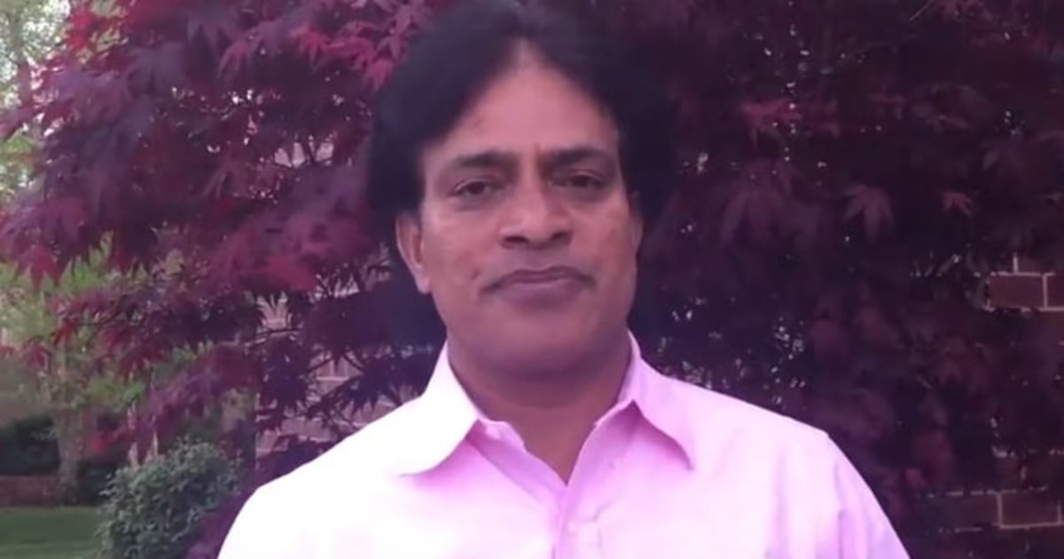 Indian Doctor Achutha Reddy Stabbed To Death In Us Huffpost India