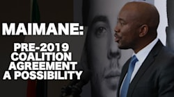 Maimane: Winning 2019 Election May Require Coalition