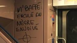 Mbappé visé par un tag raciste, antisémite et homophobe dans le RER, la SNCF va porter