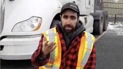 Il pourrait devenir le premier camionneur paraplégique au Québec, mais dit être retardé par la
