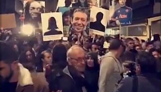 À Marseille, une foule réunie pour la