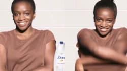 ダヴの広告に「人種差別」と非難殺到 黒人女性がTシャツを脱ぐと白人女性に…
