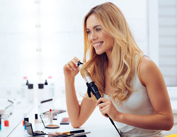 These are the 3 best curling irons on Amazon