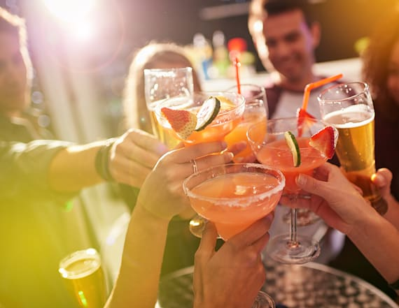 Study: Alcohol better than exercise for a long life