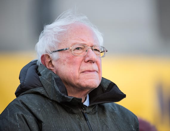 Sanders campaign says it raised over $6M on day 1