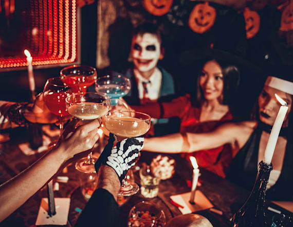 Everything you need to throw an epic Halloween party