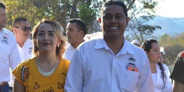 Alejandro Chávez, candidato a la alcaldía de Taretán, Michoacán, fue asesinado este jueves.