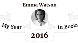 Let Emma Watson's Year In Books Inspire Your 2017 Reading