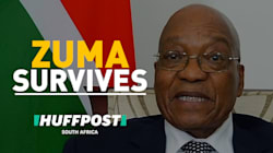 The President With Many Lives: Zuma Survives Motion Of No