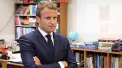 Macron attendu de pied ferme sur l'école, symbole de la reconstruction difficile de Saint-Martin après