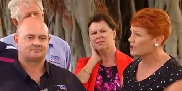 One Nation Senator Senator sensationally abandons Pauline Hanson