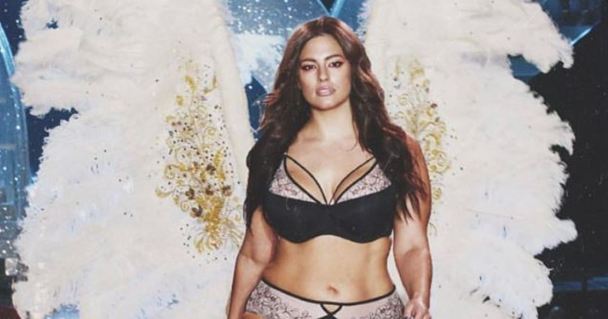 4b402a8ad2 Ashley Graham Throws Shade At Victoria s Secret And We Love Her For ...