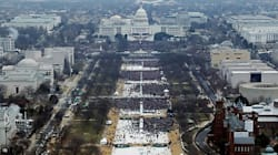 The Making Of Trump Inauguration Day Photo That Lit Up Social Media And Unsettled The White