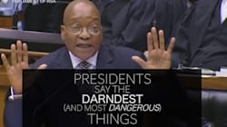 Presidents Say The Darndest (And Most Dangerous)