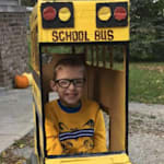 Mom Designs Coolest Wheelchair-Friendly Halloween Costume, Because