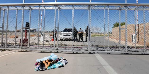 Plus de 500 enfants immigrés encore détenus aux Etats-Unis.
