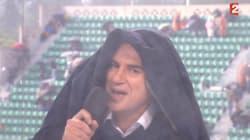 À Roland-Garros, même le plateau de France 2 a pris