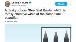 Le tweet de Trump sur sa