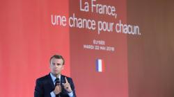 Macron propose un faux plan banlieues à zéro