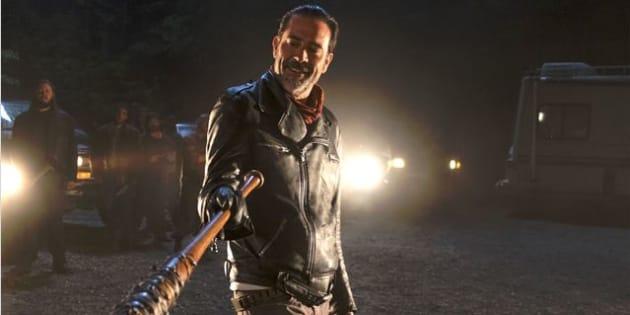 "Pervers narcissique ou sociopathe? Les psy diagnostiquent Negan de ""The Walking Dead"""