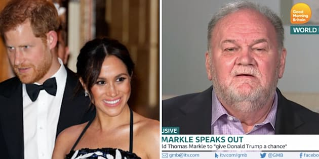 Thomas Markle spara a zero sul principe Harry in una pungente intervista