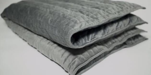 cette couverture pourrait aider les personnes souffrant d. Black Bedroom Furniture Sets. Home Design Ideas