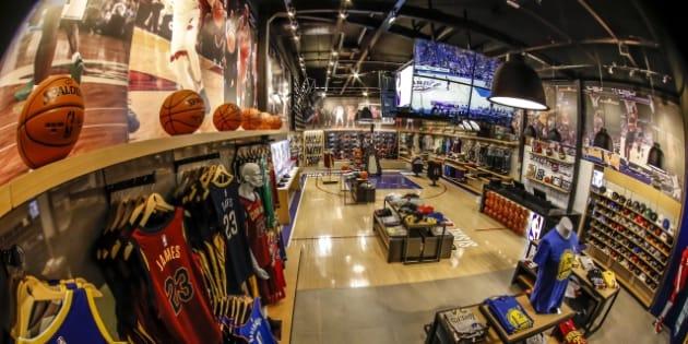 NBA já tem lojas no Rio de Janeiro, Mogi das Cruzes e Campinas.