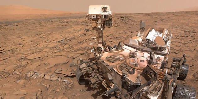 Les roues de Curiosity sur Mars commencent à se fissurer, mais le rover devrait pouvoir finir sa mission sans encombre.