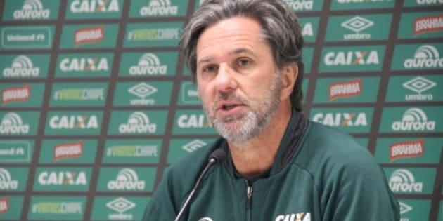 Caio Júnior foi uma das 71 vítimas do acidente com o voo da Chape em 2016.