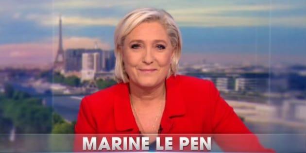 Législatives 2017: Marine Le Pen est candidate àHénin-Beaumont