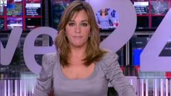 Esta periodista de TVE estaba en un bar, un anciano le pidió sentarse con ella... y lo que pasó después esconde un potente
