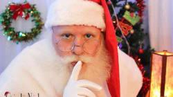 Papai Noel de relógio não engana ninguém: Como não ser descoberto na noite de