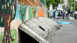 ブロック塀で女児死亡、市が遺族と和解へ 大阪北部地震