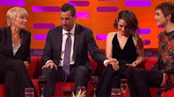 Adam Sandler Criticised For Repeatedly Putting Hand His On Claire Foy's