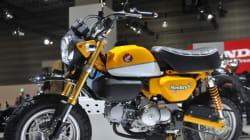 ホンダ「モンキー」、125ccで復活か