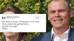 Garde à vue pour Stéphane Poussier, l'ex-Insoumis qui se félicitait de la mort d'Arnaud