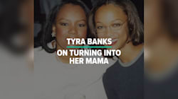 Tyra Banks On Turning Into Her