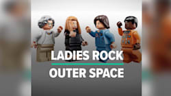 LEGO Launches Women Of