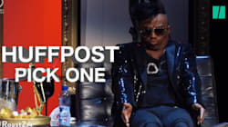 HuffPost Pick One With Somizi: 'The Less Clothes I Wear, The