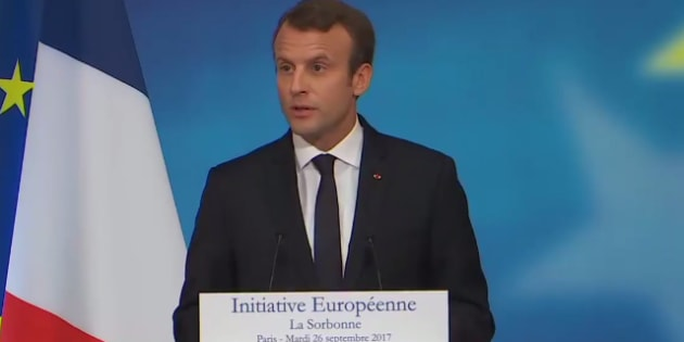 Macron veut accueillir des militaires étrangers dans l'armée française.