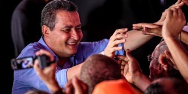 Rui Costa foi reeleito com larga vantagem de votos na Bahia.