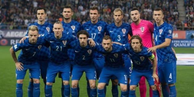 Seleção da Croácia tem jogadores perigosos e deverá tornar bastante difícil o teste para o Brasil.