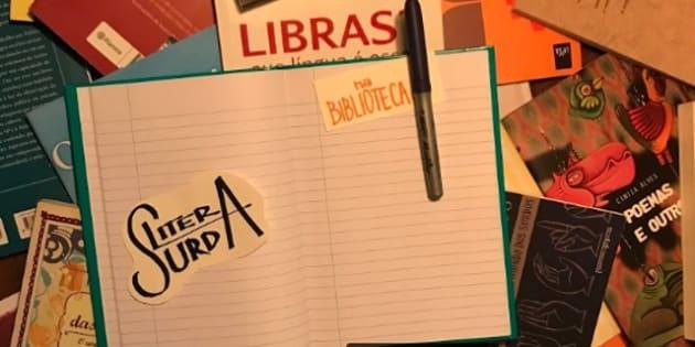 Projeto LiteraSurda chega ao Sesc Avenida Paulista nesta 5ª feira (23).