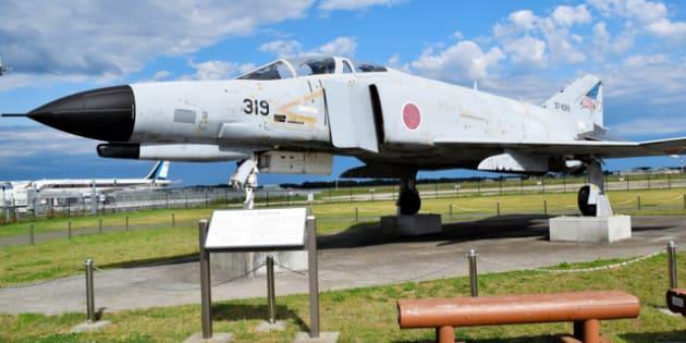 航空自衛隊のF4戦闘機