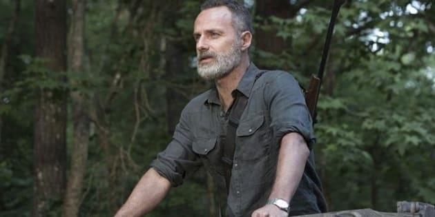 Rick Grimes vai permanecer no universo TWD em filmes para a TV.