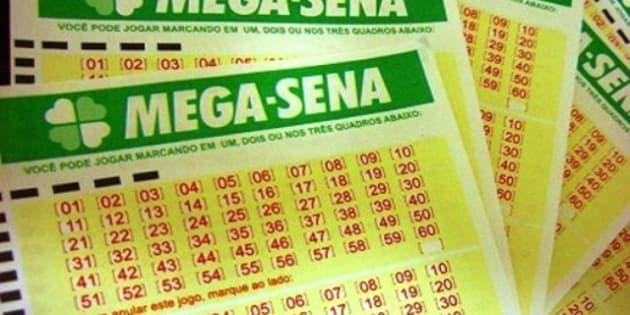 Mega-Sena acumulada pode pagar R$ 10 milhões.